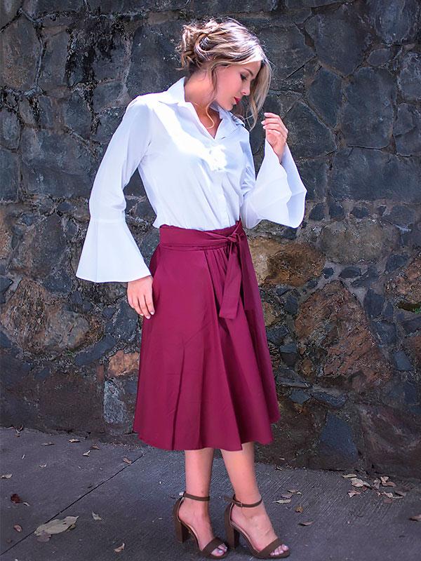 blusas para dama casual medellin
