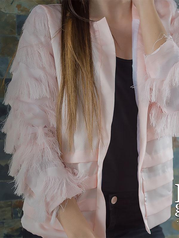 chaquetas de moda para mujeres fiesta