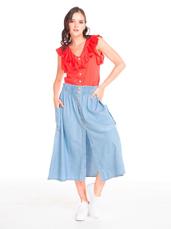 faldas de mujer bonitas