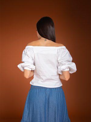 Blusa Nadine Blanca