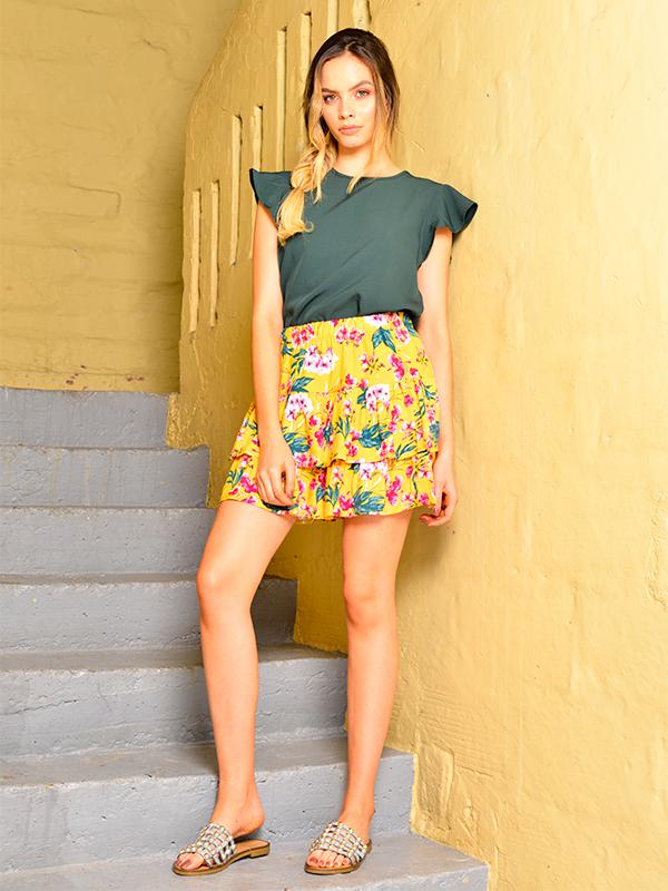 faldas de verano mujer